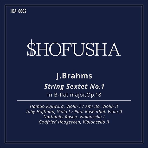 J.Brahms String Sextet No. 1 in B-flat major, Op.18